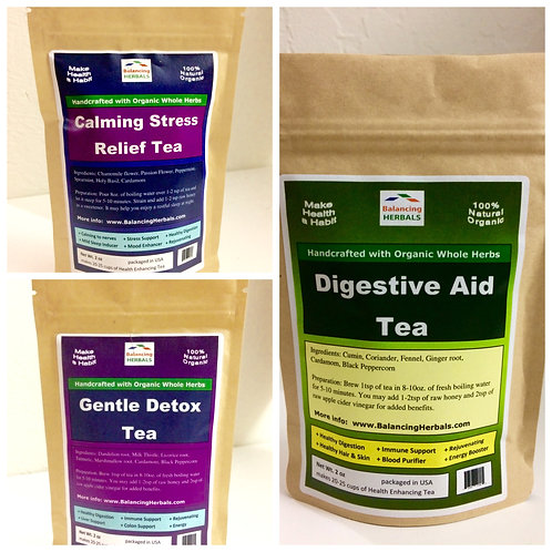 Tea Cleanse Pack