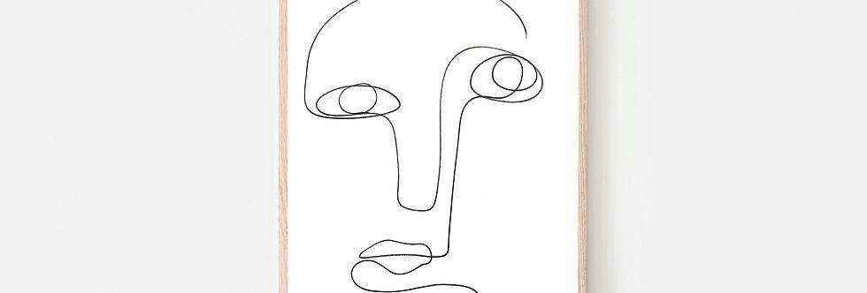 S8 Original Drawing