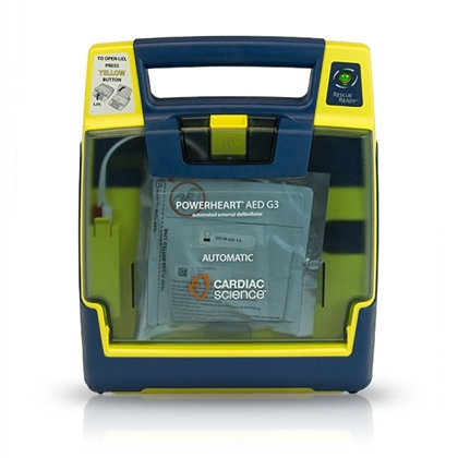 Cardiac Science Powerheart AED G3 Plus Fully - Automatic