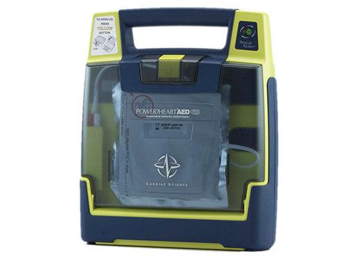 Cardiac Science Powerheart AED G3 Plus Semi - Automatic