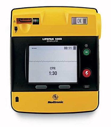 Physio-Control LIFEPAK 1000 ECG Display