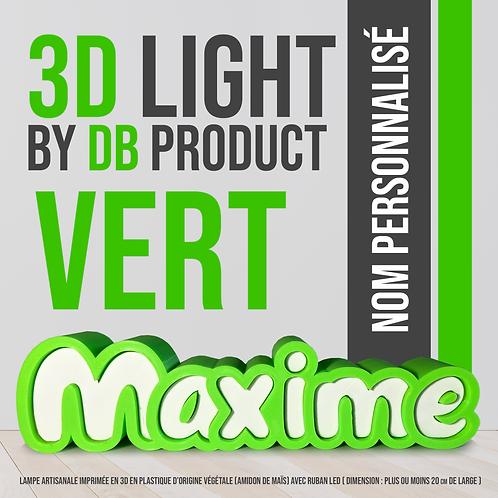 3D Light Vert
