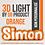 Thumbnail: 3D Light Orange