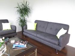 Custom made lounge suite