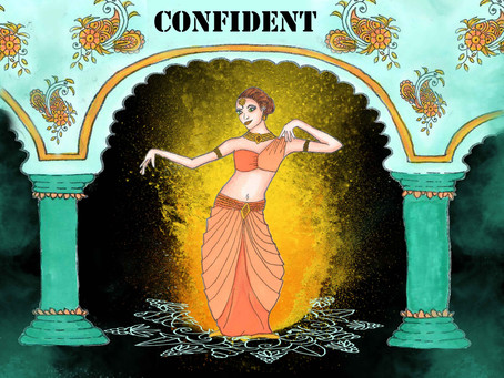 How to feel more confident and happy in your body!