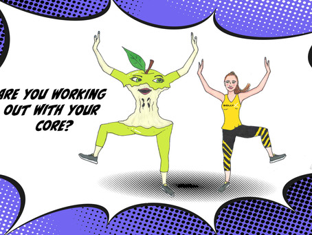 There is more to your core! How dance fitness can help you get strong and balanced core muscles