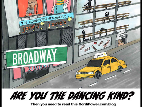 Are you the dancing kind?