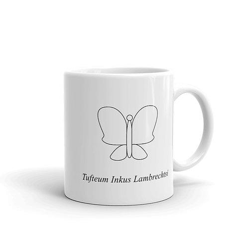 Datavizbutterfly - Tufteum Inkus Lambrechtsi - Mug