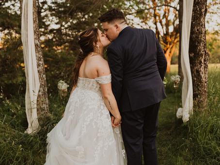 Dream Wedding = Real Wedding