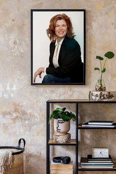 Office with framed portrait-mICHELE.jpg