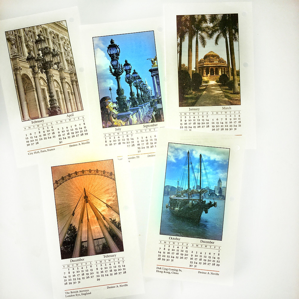Some of my favourite photos and destinations