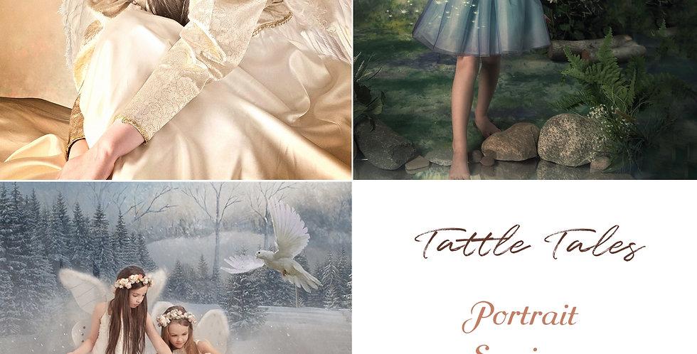 Tattle Tales Portraits
