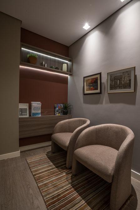 Consultório - Sala de Espera