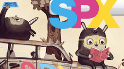 Owney Goes to the Small Press Expo