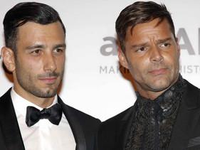"""Ricky Martin se siente """"una amenaza"""" en los Estados Unidos"""