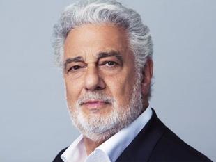 El tenor Plácido Domingo da positivo en coronavirus.