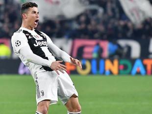 Multa de 20.000 euros a Cristiano Ronaldo por su gesto contra el Atlético.