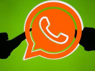 ¡Pilas con el WhatsApp naranja!