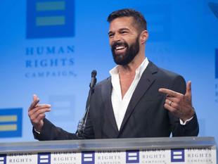 Ricky Martin anuncia que espera otro bebé