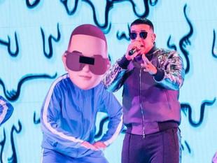 """Daddy Yankee revoluciona las redes con adelanto del remix de su éxito """"Con calma"""""""