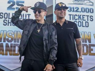 Wisin y Yandel anuncian un nuevo álbum de estudio.