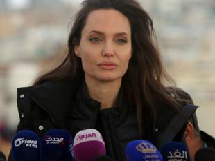 Angelina Jolie, acusada de ser agente de la CIA y trabajar para Donald Trump