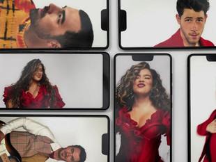 Furor por el flamante lanzamiento musical de Karol G y Jonas Brothers