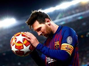 Messi dona un millón de dólares para la lucha contra el coronavirus.