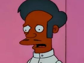 """Polémica por la supuesta salida de Apu de """"The Simpsons"""""""