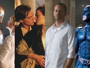 """""""Avengers: Endgame"""" y las cintas más taquilleras en la historia del cine."""