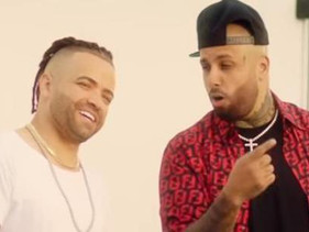 "Nacho estrena su sencillo ""Mona Lisa"" junto a Nicky Jam."