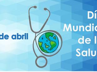 OMS conmemora el Día Mundial de la Salud en medio de pandemia.