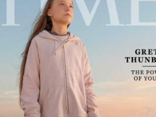 TIME nombra a Greta Thunberg como persona del año.