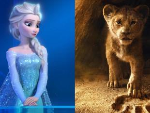 """""""El rey león"""" superó a """"Frozen"""" y ya es la cinta animada más taquillera de la hi"""