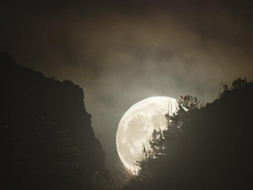 La penúltima superluna del año tendrá lugar este viernes 30 de agosto