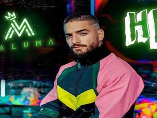 """Maluma anuncia """"HP"""", una nueva canción para """"empoderar"""" a las mujeres."""