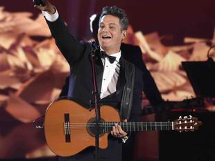 Alejandro Sanz celebra sus 50 años.