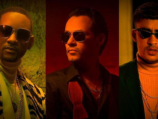 Marc Anthony se junta con Will Smith y Bad Bunny y estrena 'Está rico'
