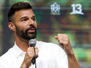 Ricky Martin es cuestionado por decir que la Vírgen María prestó su vientre