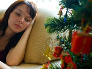 Depresión navideña: esté alerta de las señales.