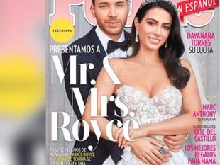 Prince Royce es oficialmente un hombre casado.