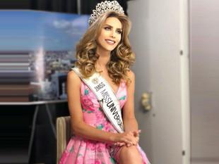 Miss España revela sus deseos por convertirse en madre.