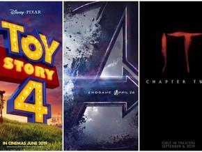 Disney dominó la cartelera de cines en Ecuador en el 2019.