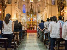 Consejos de la Iglesia ecuatoriana ante la propagación del coronavirus