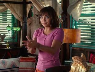 Se estrena trailer de nuevo filme de Dora la Exploradora.