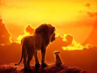 """""""El rey león"""" recauda 1.014 millones de dólares en todo el mundo."""