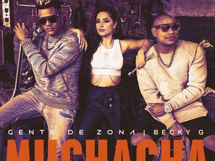 Becky G anunció su nueva colaboración al lado de Gente de Zona