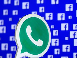 WhatsApp empieza a integrarse con el servicio de videollamada de Facebook que permite hablar con 50