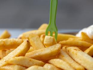 Razones para bajar el consumo de comida frita.