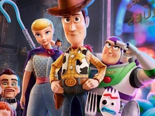'Toy Story 4' es la película animada con mejor estreno en la historia de Ecuador.
